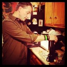 喫茶スロース コーヒー教室 tom