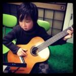 喫茶スロース ナマケモノ大学 こどものギター教室