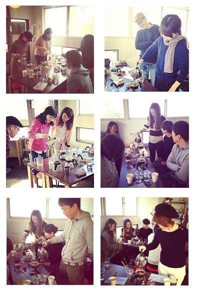 スロースコーヒー教室