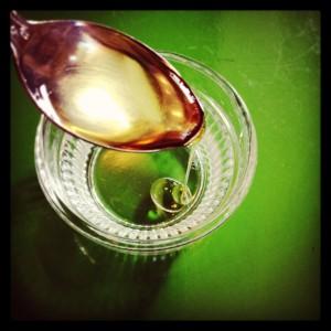 喫茶スロース アガベシロップ