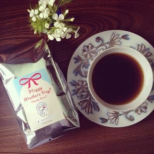喫茶スロース母の日ブレンド