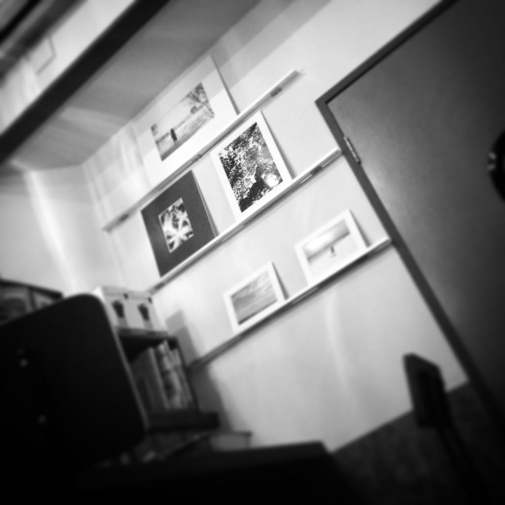 喫茶スロース ミニ写真展